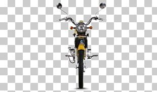 Motorcycle Accessories Yellow PNG