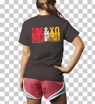 T-shirt Shoulder Sleeve Black M PNG
