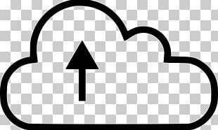 Cloud Computing Cloud Database Big Data Computer Servers PNG