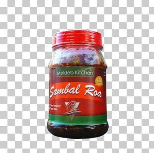 Meldeb Kitchen Sambal Roa Sweet Chili Sauce PNG
