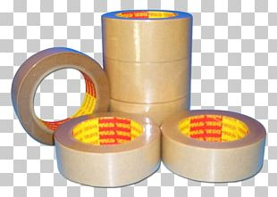 Adhesive Tape Paper Box-sealing Tape Natural Rubber PNG