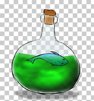 Glass Bottle Liquid Water Alcoholic Drink PNG