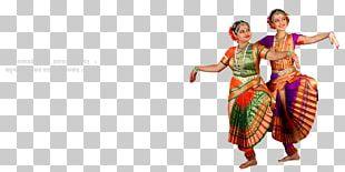 Folk Dance Bharatanatyam Tradition Costume PNG
