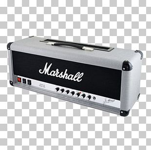 Guitar Amplifier Marshall Amplification Silver Jubilee PNG
