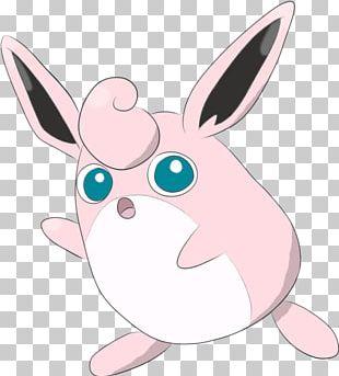 Pokémon X And Y Pokémon Battle Revolution Pokémon GO Domestic Rabbit Wigglytuff PNG