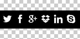 Social Media Logo Digital Marketing Business PNG