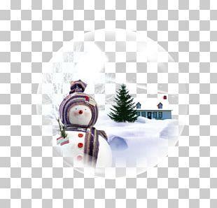 Snow Christmas PNG