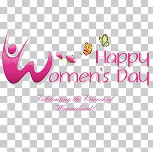 International Womens Day March 8 Woman Happiness Valentines Day PNG