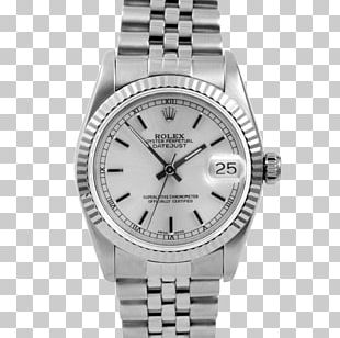 Rolex Datejust Watch Jewellery Chronograph PNG