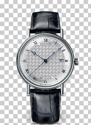 Breguet Watch Chronograph Retail Movement PNG