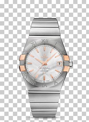 Omega Constellation Coaxial Escapement Omega SA Watch Omega Seamaster PNG