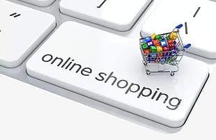 Online Shopping Online Shopping Keyboard PNG