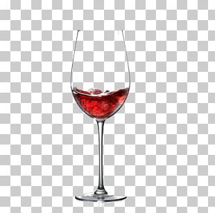 Red Wine Wine Glass Cup PNG