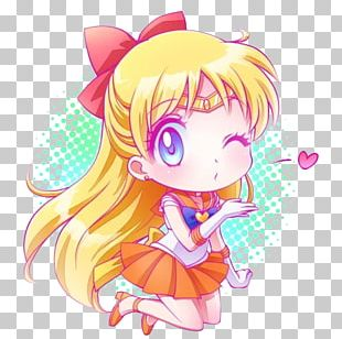 Sailor Moon Sailor Venus Chibiusa Tuxedo Mask Sailor Jupiter PNG