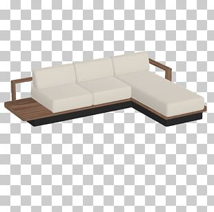 Chaise Longue Sunlounger Couch PNG