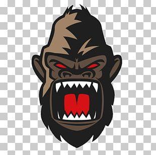 Primate Gorilla Ape Computer Icons PNG