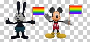 Mickey Mouse Oswald The Lucky Rabbit Epic Mickey 2: The Power Of Two Goofy PNG