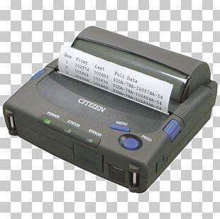 Paper Label Printer Thermal Printing PNG