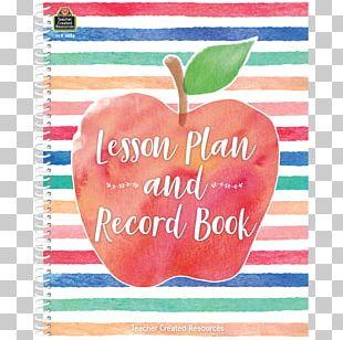 Lesson Plan Teacher Elementary School Paper PNG