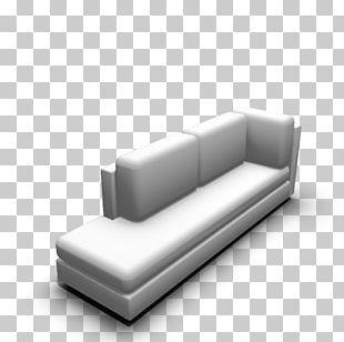 Chaise Longue Récamière Couch Interior Design Services PNG