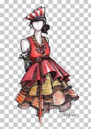 Fashion Illustration Fashion Design PNG