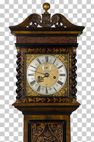 Cuckoo Clock Floor & Grandfather Clocks Antique Mantel Clock Bracket Clock PNG
