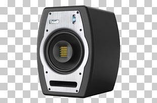 Subwoofer Studio Monitor Computer Speakers Audio Loudspeaker PNG