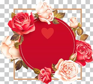 Valentines Day Romance Poster Heart PNG