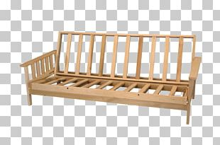 Bed Frame Futon Couch Sofa Bed Bench PNG