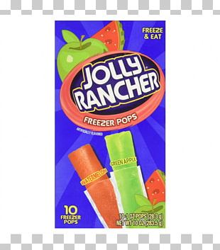 Lollipop Fizzy Drinks Jolly Rancher Ice Cream Ice Pop PNG