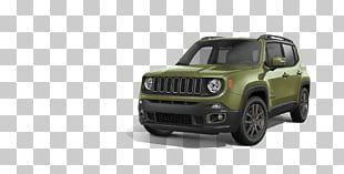 Jeep Trailhawk Chrysler Sport Utility Vehicle Car PNG