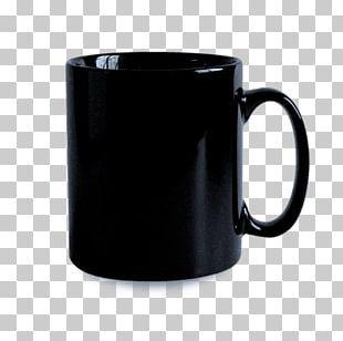 Black Mug PNG