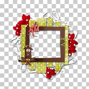 Frames Christmas Ornament Holiday Gift PNG