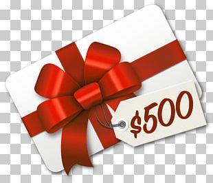 Gift Card Voucher Discounts And Allowances Shopping PNG