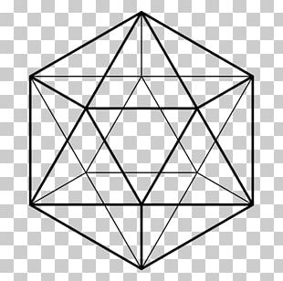 Sacred Geometry Platonic Solid Geometric Shape PNG