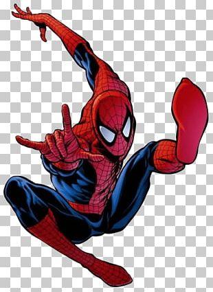 Spider-Man Comics Comic Book PNG