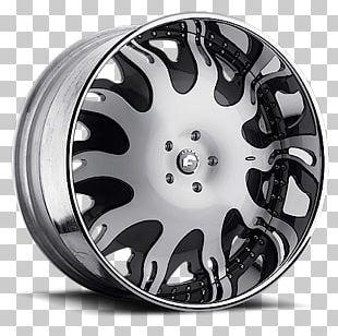 Alloy Wheel Car Forgiato Tire Rim PNG
