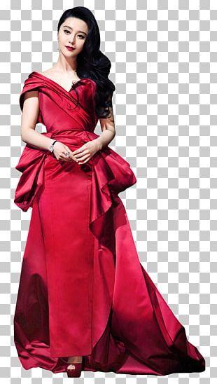 Fan Bingbing Robe Ever Since We Love Fashion Dress PNG