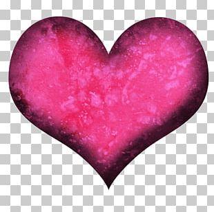 Paper Heart Digital Scrapbooking Valentine's Day PNG