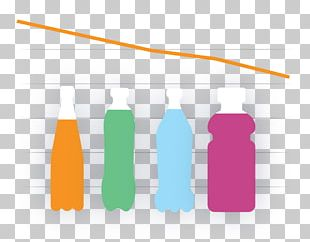 Plastic Bottle Calorie Product Innovation Drink PNG