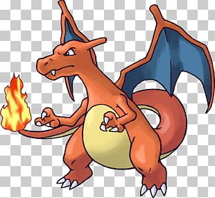 Charizard Pokemon PNG