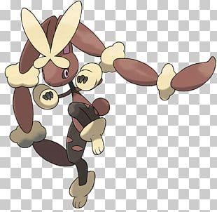 Pokémon Omega Ruby And Alpha Sapphire Pokémon Ultra Sun And Ultra Moon Pokémon X And Y Lopunny PNG