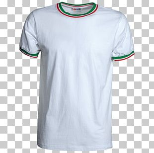 T-shirt Jersey Sleeve White Polo Shirt PNG