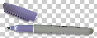 Ballpoint Pen Purple PNG