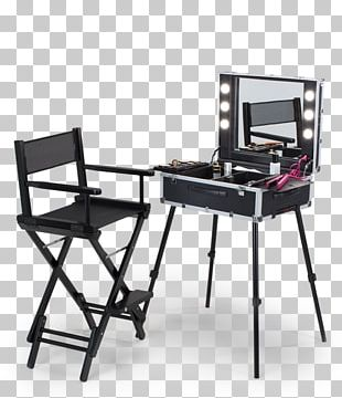 Cosmetics Make-up Artist Compact Beauty Parlour PNG