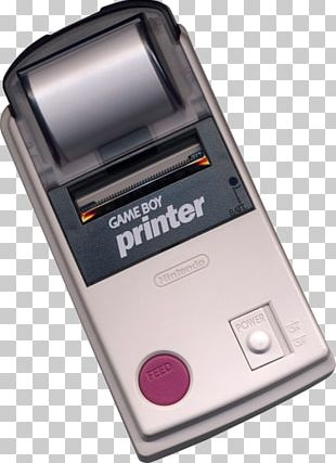 The Legend Of Zelda: Link's Awakening Game Boy Printer Game Boy Camera Wii PNG