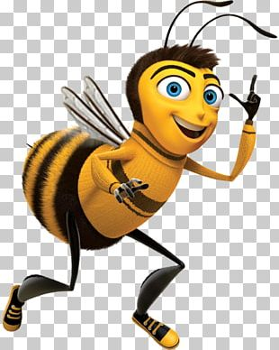 Barry B. Benson Bee Movie Film PNG