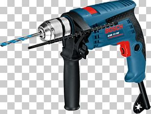 Hammer Drill GSB 13 RE Professional Hardware/Electronic Augers Robert Bosch GmbH Tool PNG