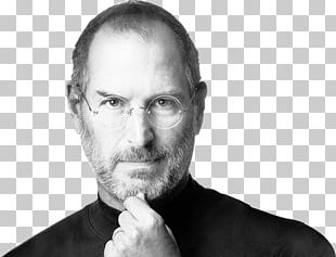 Steve Jobs Apple II I Want To Put A Ding In The Universe. Innovation Distinguishes Between A Leader And A Follower. PNG