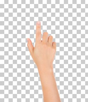 Thumb Finger Touchscreen Digit PNG